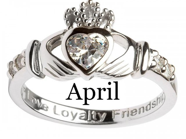 April – Diamond