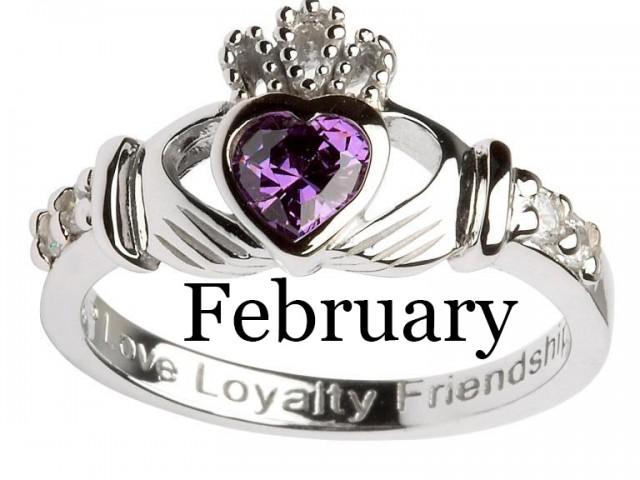 February – Amethyst