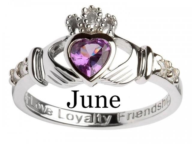 June – Alexandrite