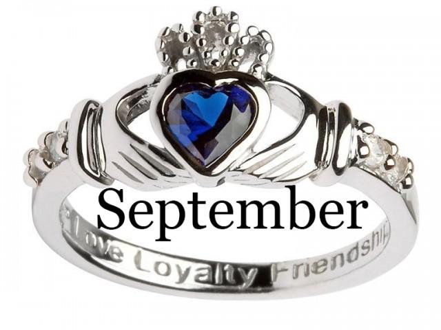 September – Sapphire